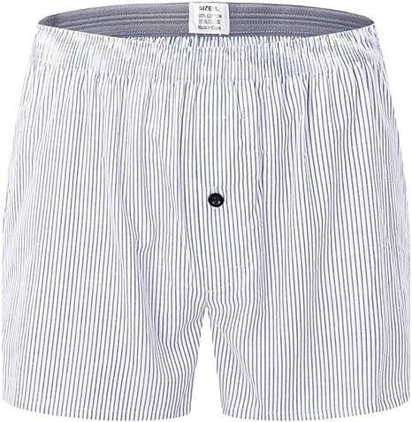 CJZ Calzoncillos Bóxer De Algodón Bóxer para Hombre Pantalones ...