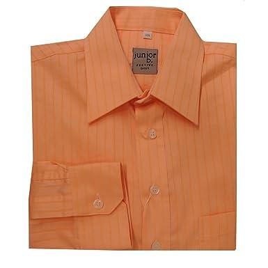 El Junior - camisa de manga larga a rayas restaurantepara (camisa ...