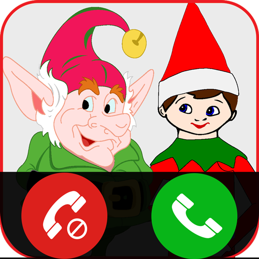 Fake Call from Christmas Elf