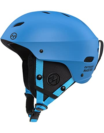 0ca7320dccb OutdoorMaster KELVIN Ski Helmet - with ASTM Certified Safety