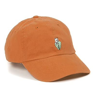 58d49bc284f22 Image Unavailable. Image not available for. Colour  Rip n Dip RIPNDIP  Nermal Leaf Dad Hat
