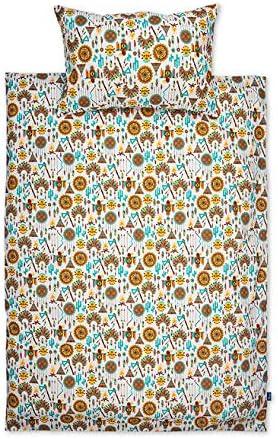 Pepi Leti 685843715542 Siedung Parure de lit pour enfant Multicolore