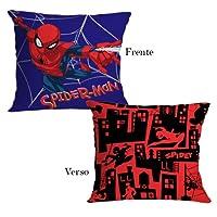 Almofada Decoração Marvel Homem Aranha 40cm x 40cm - Zonacriativa