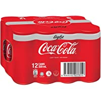 Coca-Cola Light, 320ml, (Pack of 12)