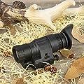 Canis Latrans PVS-14 Digital Night Vision Goggle IR Night Vision Monocular with J-Arm Headset Adapter PVS 14