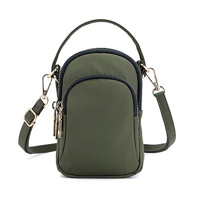 Durable Sport Purse Nylon Coin Cell Phone Case Bag Pouch Shoulder Bag Arm Pack