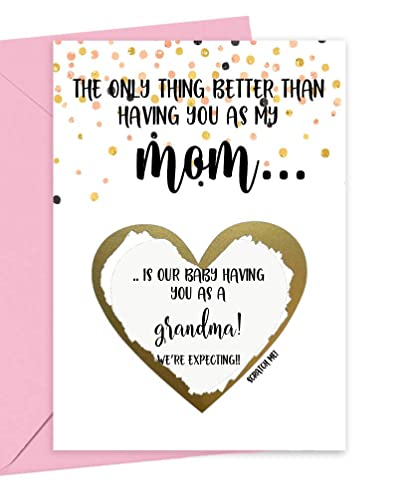 Greeting Cards Personalised Pregnancy Cards Baby Coming Soon Pregnancy Announcement Card Pregnancy Reveal Card Personalised Cards