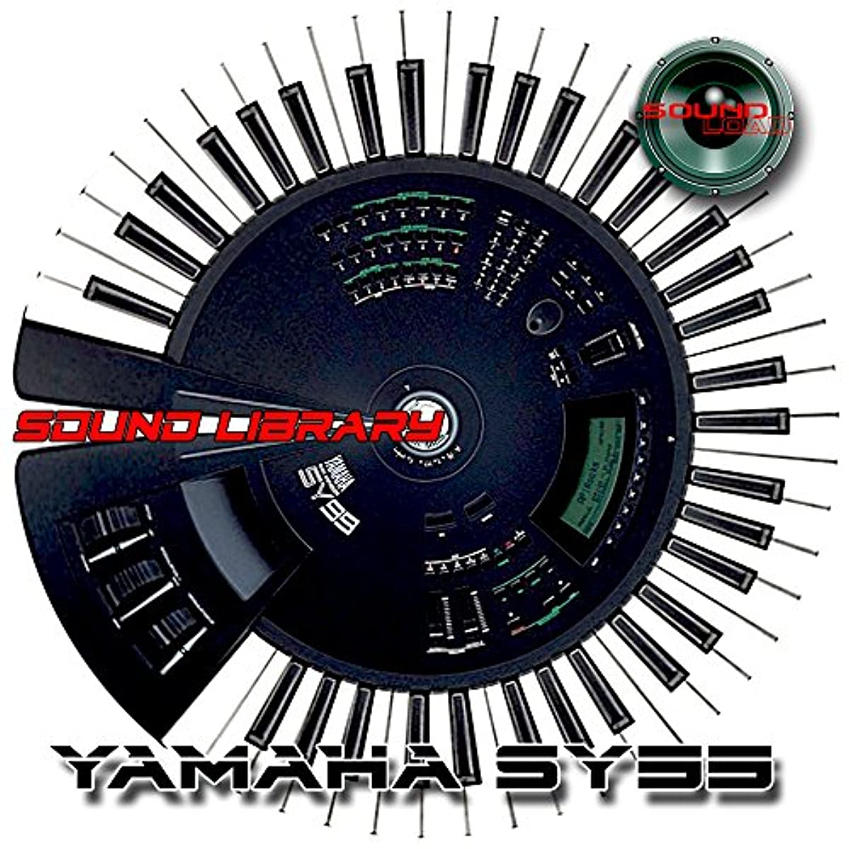 [해외] YAMAHA SY99 HUGE ORIGINAL FACTORY & NEW CREATED SOUND LIBRARY/EDITORS ON CD