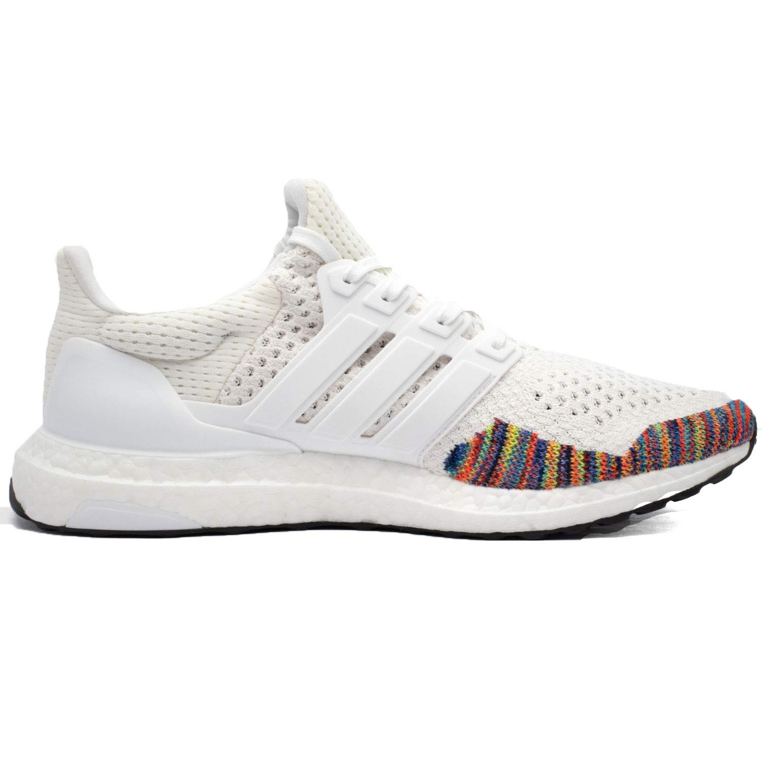 adidas Men's Ultraboost LTD White/Black BB7800 (Size: 6)