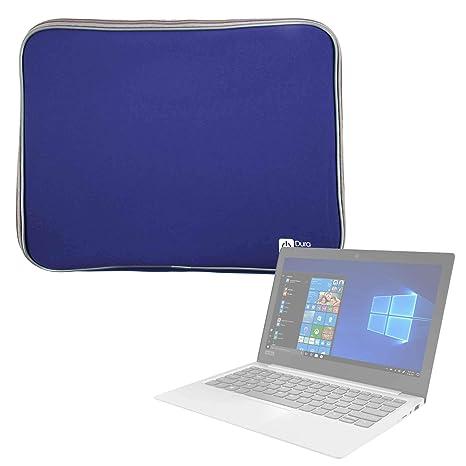 DURAGADGET Funda De Neopreno Azul para Portátil Lenovo IdeaPad 120S-14IAP: Amazon.es: Electrónica