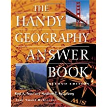 The Handy Geography Answer Book (The Handy Answer Book Series) by Paul A Tucci (2009-04-01)