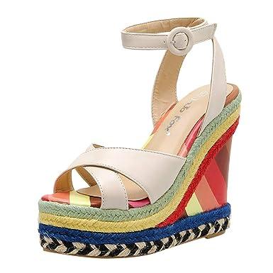 8knwop0 En Zapatos Verano Zara Sandalias Y Las De Planos
