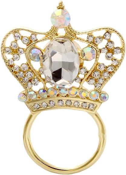Amazon.com: senfai Corona de vidrio magnético soporte para ...