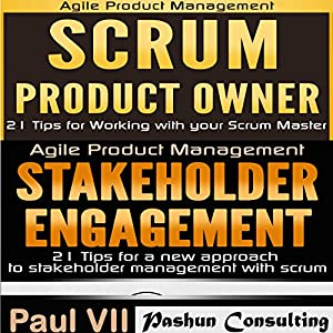 Agile Product Management: Scrum Product Owner  Audiobook