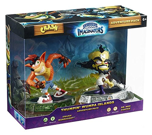 Skylanders Imaginators Adventure Pack 1, 2 Figuren