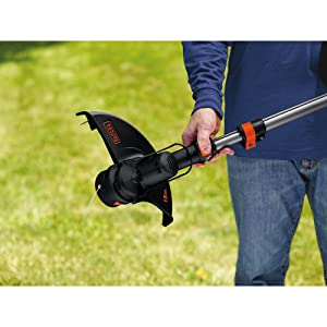 Black & Decker LST136 13-Inch 36-Volt Lithium Ion Cordless High Performance String Trimmer review
