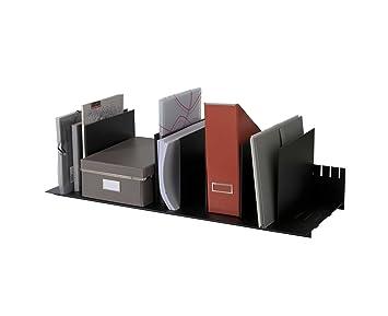 Fast paper easy offic organiseur de bureau individuel vertical noir