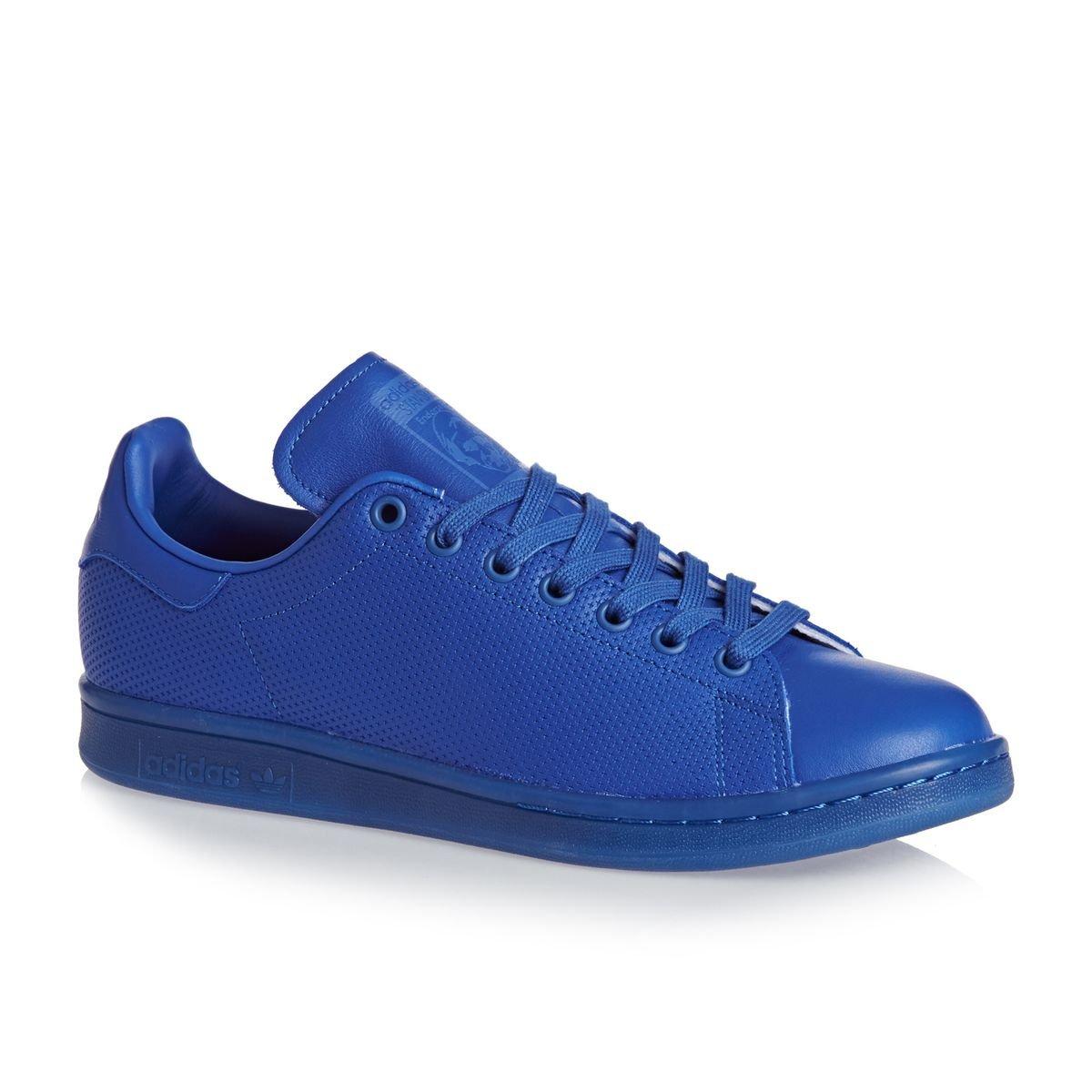 Adidas Originals Stan Smith Adicolor Hombres zapatilla de deporte azul S80246 42 EU azul