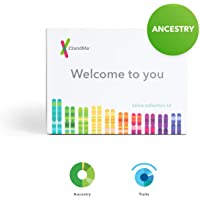 Deals on 23andMe Ancestry + Traits Service