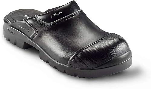 SIKA Proflex offen Stahlkappe schwarz S3 SRC