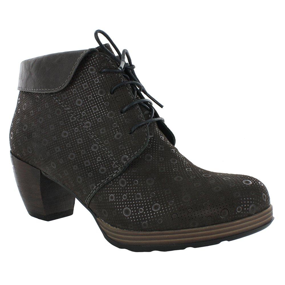 Wolky Comfort Boots 07983 Jacquerie B01CITK3HK 38 M EU / 6.5-7 B(M) US|Gray Drops