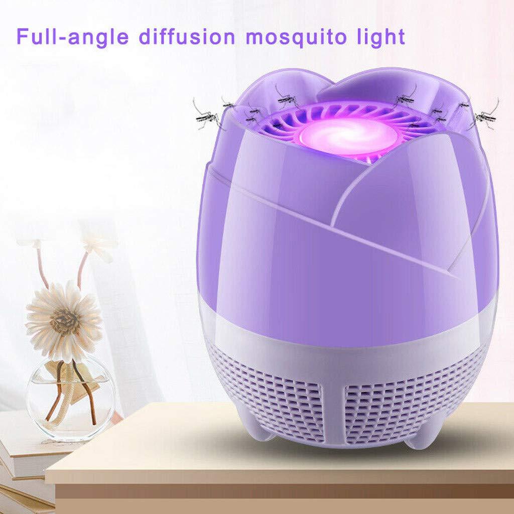 Mückenvernichter Moskito Insektenvernichter Mückenlampe Fliegenwanze UV-Lampe DE