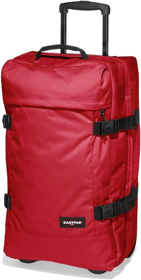 Ancien mod/èle 78 L 67 cm Rouge Eastpak Valise Tranverz M Chuppachop Red