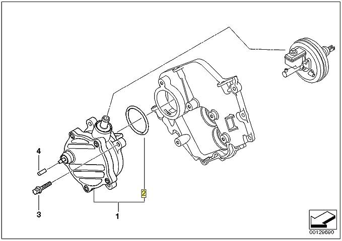 Bmw N62 Engine Diagram - Wiring Diagram