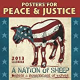 Posters for Peace & Justice 2013 Wall Calendar
