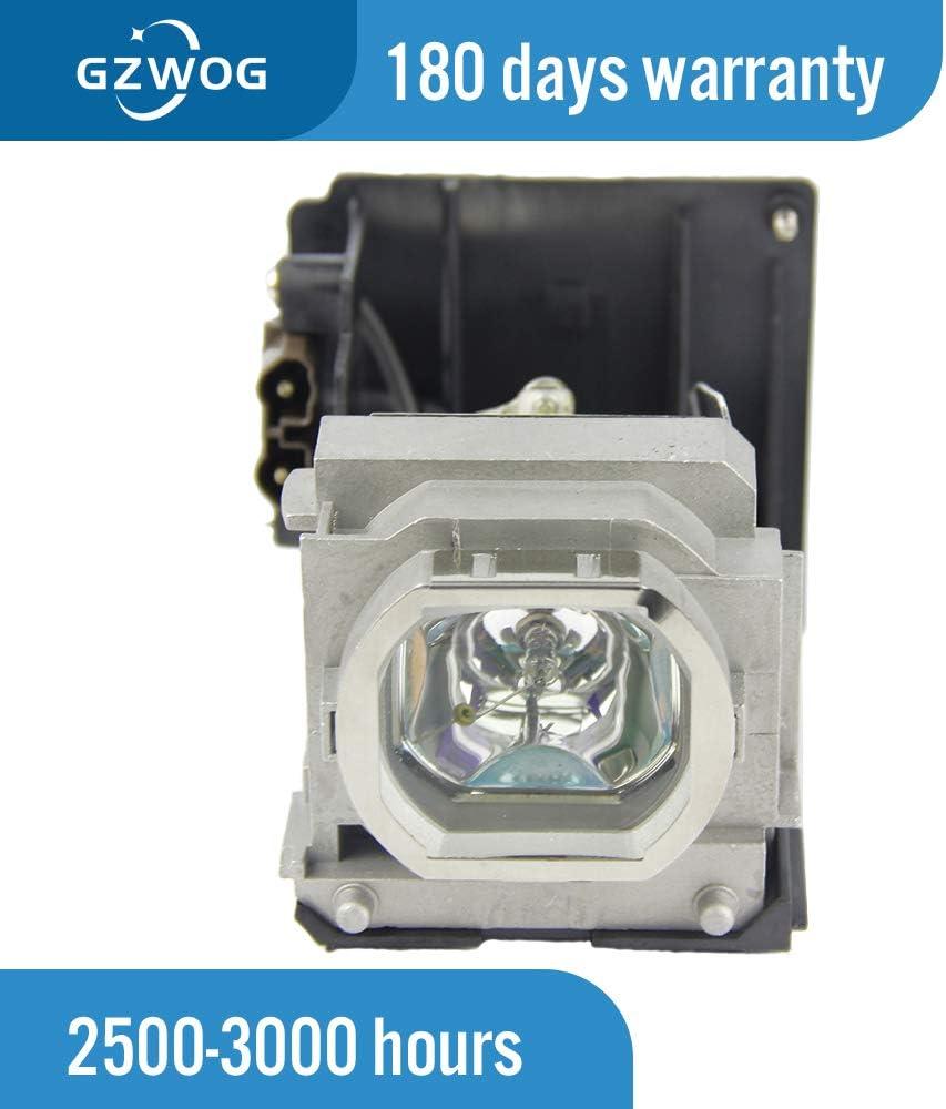 Gzwog VLT-HC5000LP//VLT-HC7000LP//RLC-032 Replacement Projector Lamp Bulb with Housing for Mitsubishi HC4900 HC5000 HC5000BL HC5500 HC6000 HC6050 HC6500 HC7000 and for Viewsonic Pro8100 HD9900