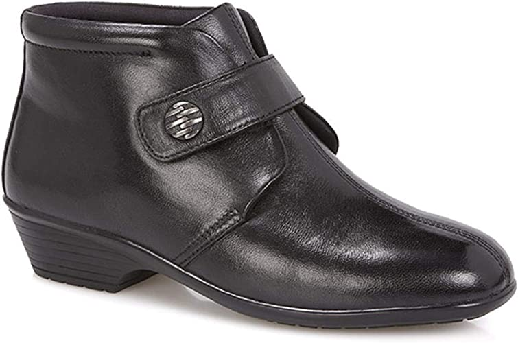 Pavers Leather Ankle Boots 313 332