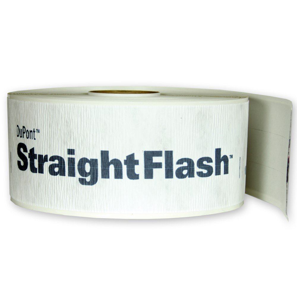DuPont Tyvek StraightFlash Single-Sided - 4'' x 150' - 1 Roll by DuPont