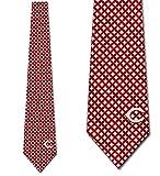 Cincinnati Reds Mens Diamante Necktie by Eagles Wings