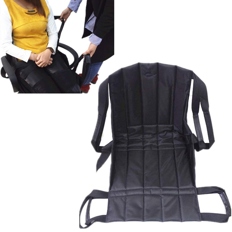 YxnGu Patient Lift Slide Board Transfer Belt - Emergency Evacuation Chair Wheelchair Belt for Lifting,Transfers & Repositioning in Beds by YxnGu