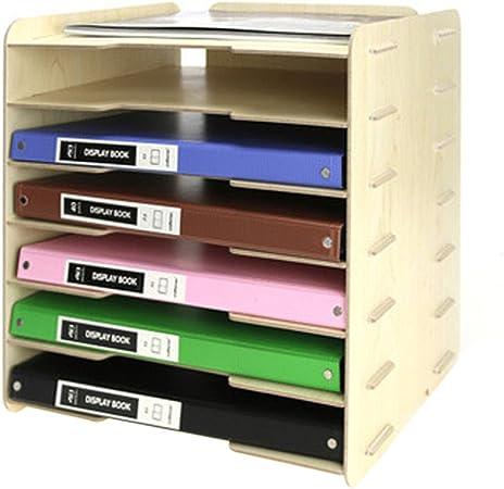 Likeluk Mesa Organizador Multi-Layer Organizador de Escritorio de ...