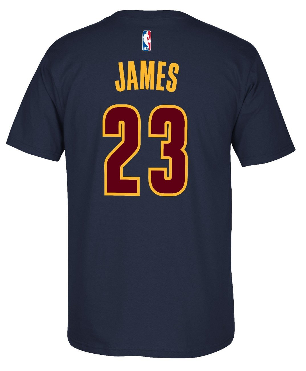 Amazon.com : Cleveland Cavaliers Lebron James Adidas Finals Champions Navy T Shirt (Small) : Sports & Outdoors