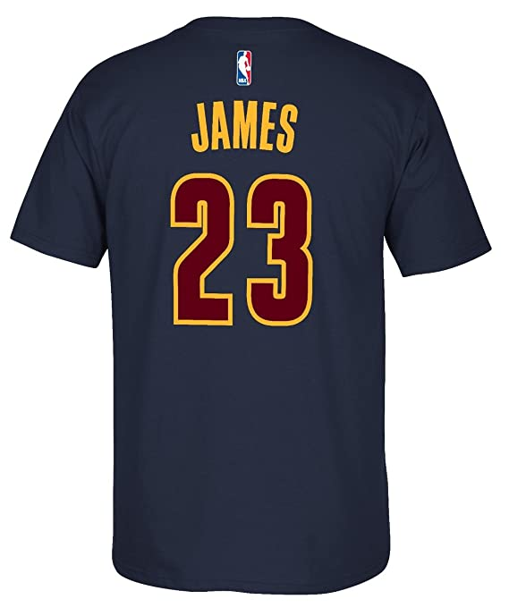 Adidas Lebron James Cleveland Cavaliers 2016 NBA Finals Men s - Camiseta, Small: Amazon.es: Deportes y aire libre