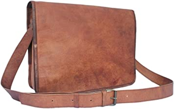Sankalp Creation Unisex Vintage Genuine Rucksack One size