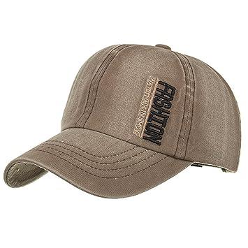 ITODA De letras bordado Mode Cap sombrero de béisbol sombrero de sol do old Hat  Fashion ab23d182afa