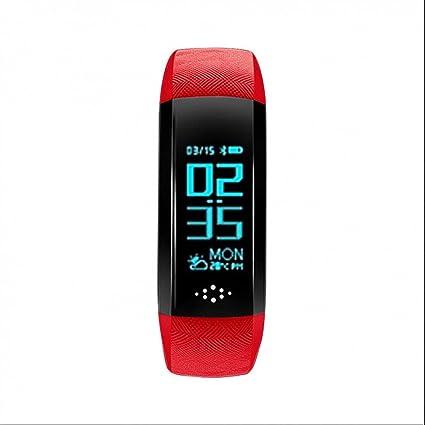 Fitness Bandas, Reloj de pulsera bluetooth Smart Watch Teléfono Móvil Reloj SportUhr con Smart Pulsera con ...