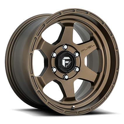 Fuel Truck Wheels >> Amazon Com 18x9 Fuel Offroad Wheels Shok 5x127 20 Offset
