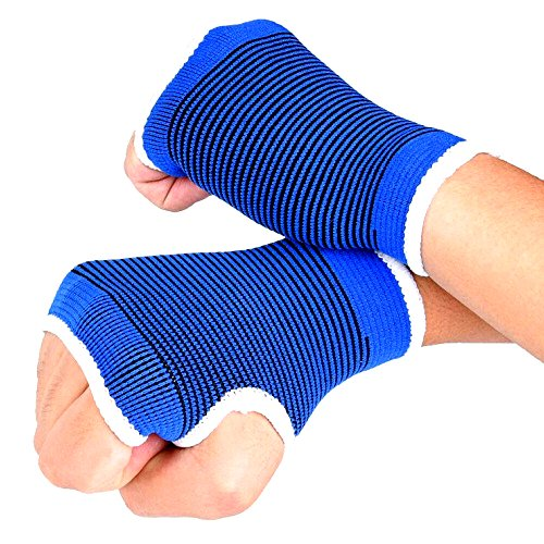 Wrist Hand Palm Elastic Support Splint Carpal Tunnel Pain Relief - 1