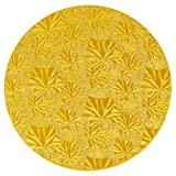 Cake Boards Rounds - 3 Piece Gold Foil Pizza Base
