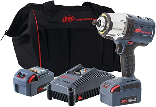 1 2 Electric Impact Wrench Reversible with 230 ft. lbs. of Torque
