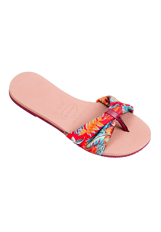 Havaianas - Zapatillas para Mujer Rosa, Color, Talla 37/38 Bra: Amazon.es: Zapatos y complementos