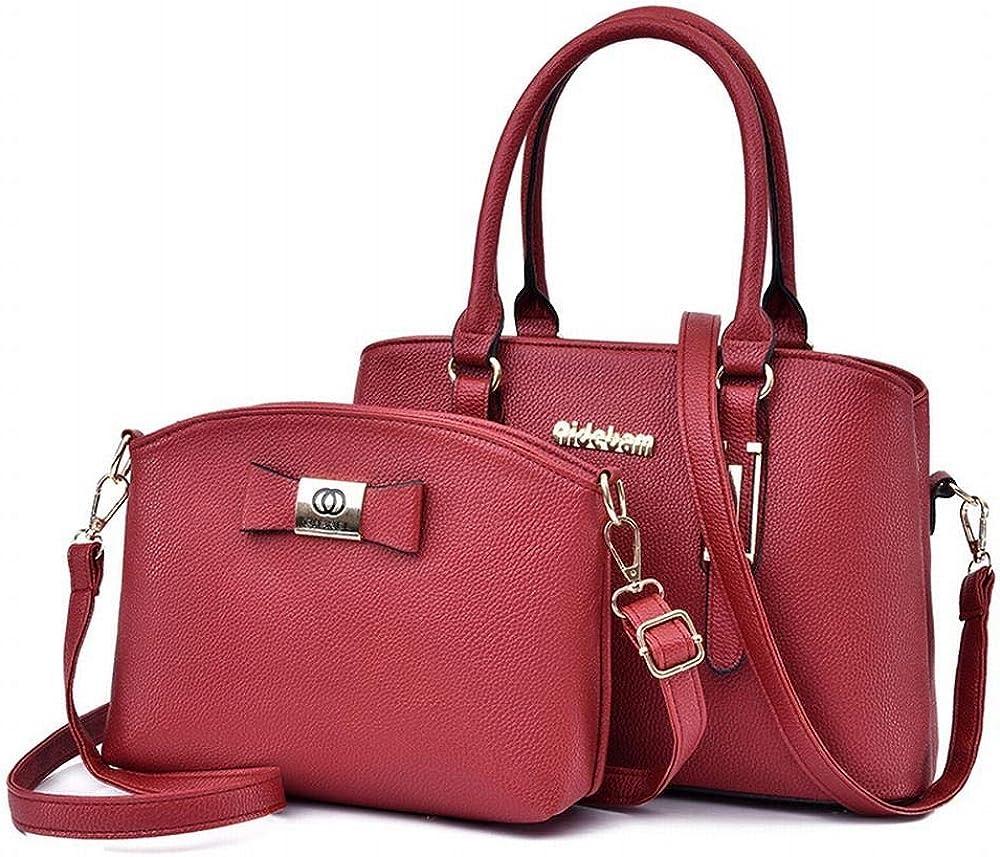 Kathleen Chance Womens Messenger Bag Lady Shoulder Bag Portable Large Capacity Handbag for Female