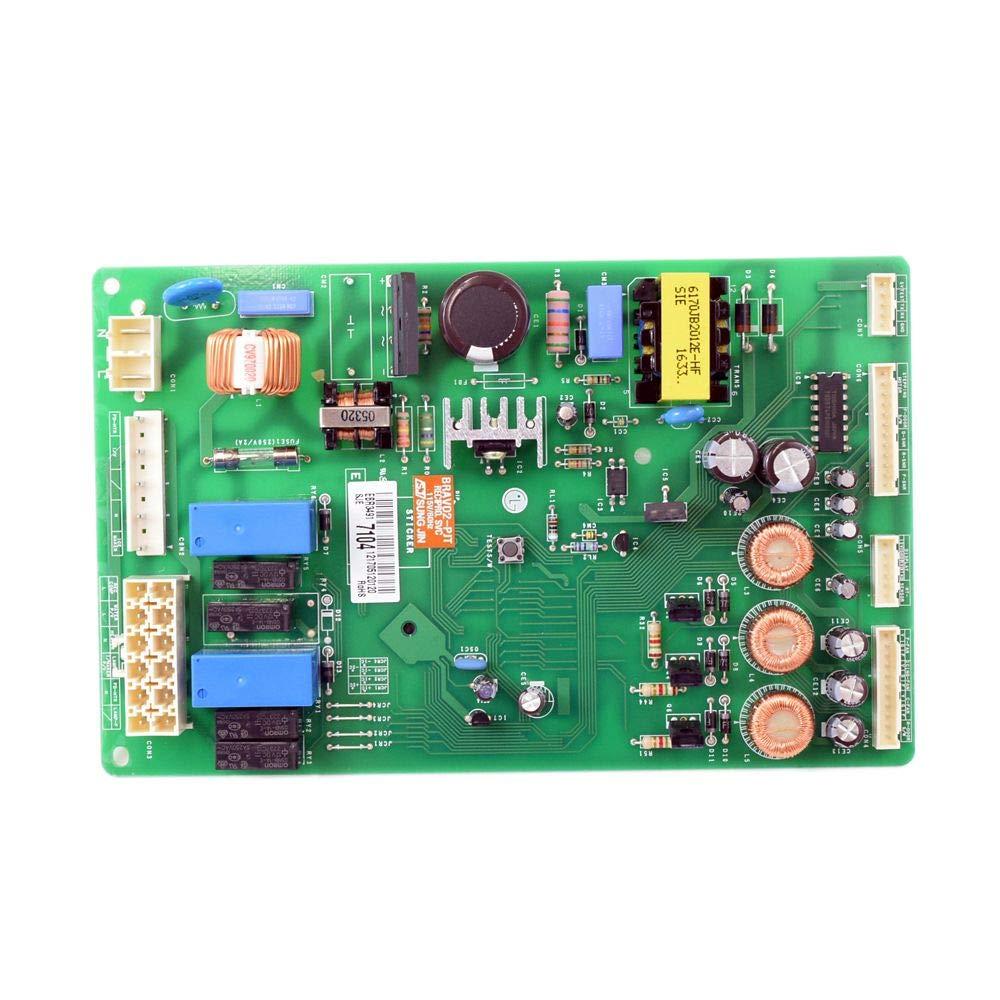 Lg EBR34917104 Placa de control electrónico para refrigerador ...