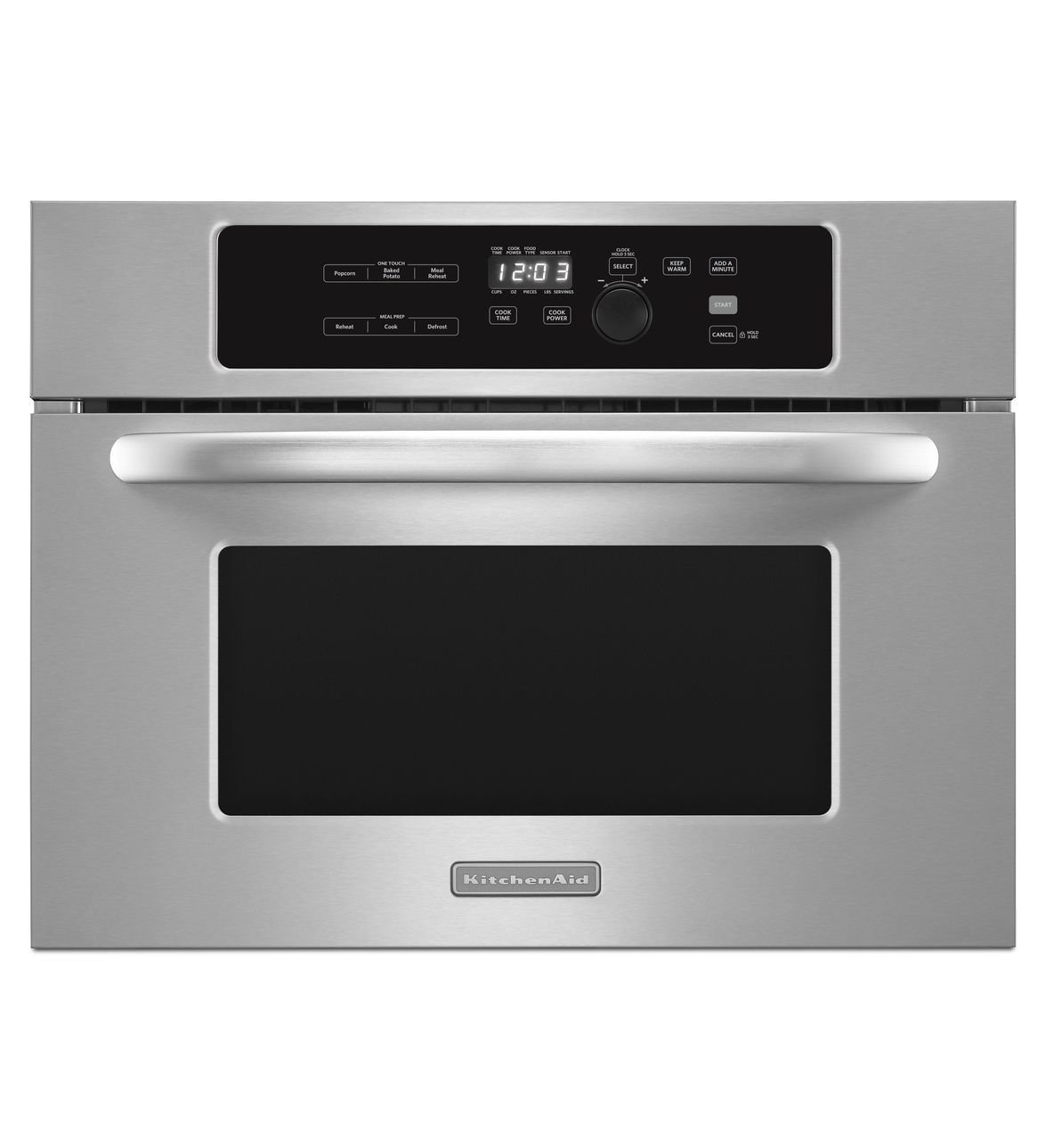 Amazon.com: KitchenAid Architect Series II KBMS1454BSS 1.4 Cu. Ft. Built In  Microwave Oven: Appliances