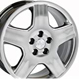 18x7.5 Wheels Fit Lexus, Toyota - LS 430 Style Hyper Black Rims - SET of 4