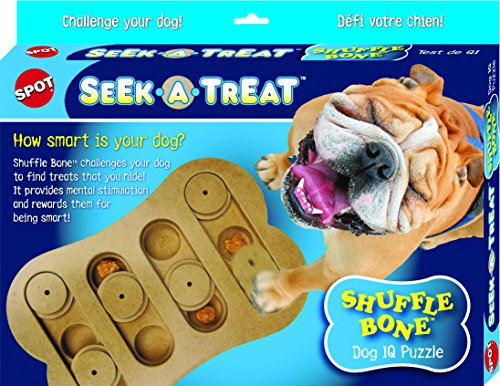 Spot-Ethical-Pet-Interactive-Seek-A-Treat-Shuffle-Bone-Toy-Puzzle-That-Will-Improve-Your-Dogs-IQ-Specially-Designed-for-Training-Treats